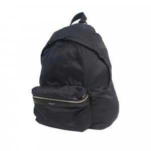 YSL Nylon City Foldable Backpack