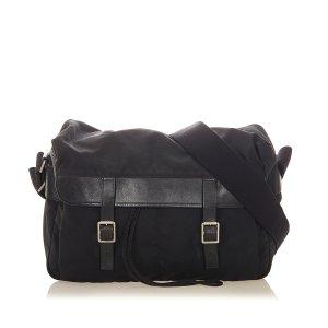 YSL Nylon Crossbody Bag