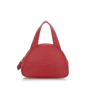 YSL Nylon Handbag