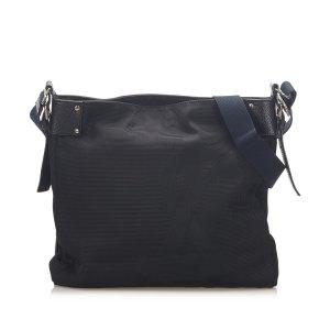 YSL Nylon Shoulder Bag