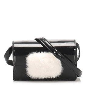 YSL Patent Leather Crossbody Bag