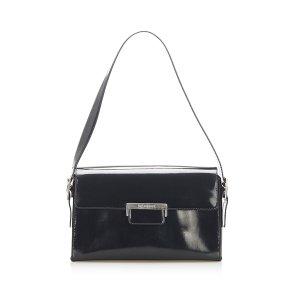 YSL Patent Leather Shoulder Bag