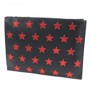 YSL Poncho Lux Stars Document Case
