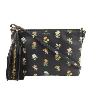 YSL Praire Flower Leather Crossbody Bag