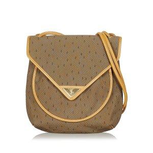 YSL PVC Crossbody Bag
