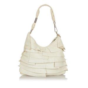 YSL Saint Tropez Leather Shoulder Bag