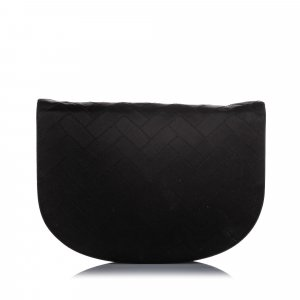 YSL Satin Clutch Bag