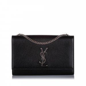 YSL Small Classic Kate Leather Shoulder Bag