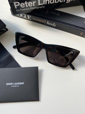 Yves Saint Laurent Butterfly Glasses black