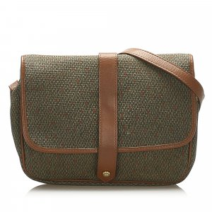YSL Weaved Crossbody Bag