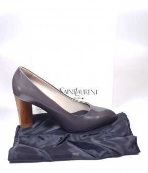 YSL Yves Saint Laurent Heels Business Pumps -  Neu! 39 OVP