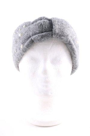 YSTRDY Cache-oreilles gris clair style décontracté