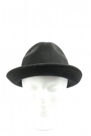 YSTRDY Felt Hat black casual look