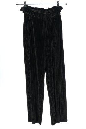 Yuki Falda pantalón de pernera ancha negro look casual
