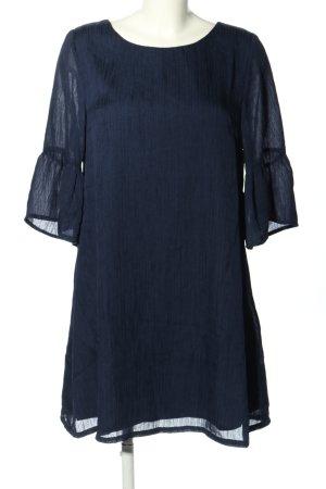 Yumi Sukienka o kroju litery A niebieski W stylu casual