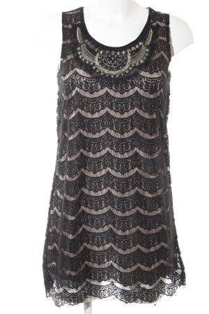Yumi Abendkleid schwarz Elegant