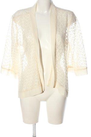 Yumi Kardigan w kolorze białej wełny Elegancki