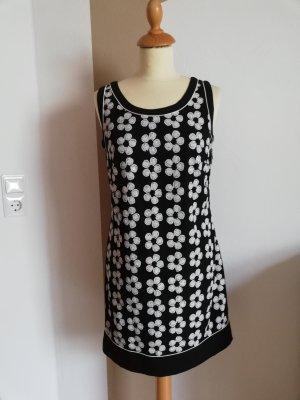 Yumi Mini Dress white-black