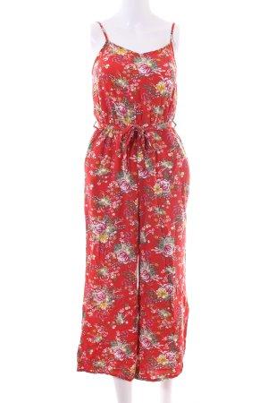 Yumi Jumpsuit Blumenmuster Casual-Look