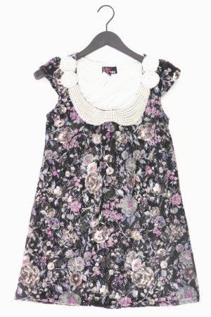 Yumi Shortsleeve Dress black polyester