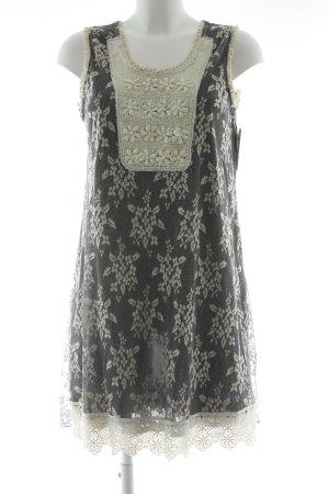 Yumi Lange top room-zwart Lovertjes versieringen