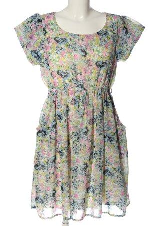 Yumi Sukienka mini Na całej powierzchni W stylu casual