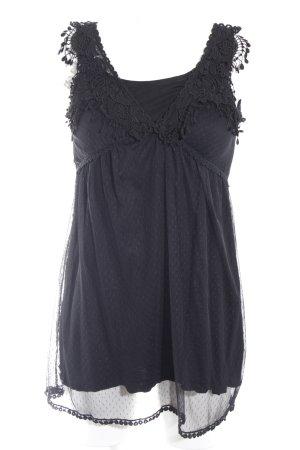 Yumi Sukienka mini czarny Elegancki