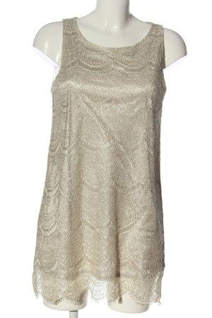 Yumi Sukienka mini w kolorze białej wełny W stylu casual