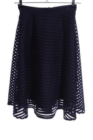 Yumi Circle Skirt blue polyester