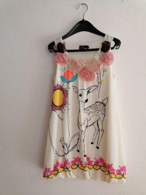 Yumi Shirt Dress multicolored polyester
