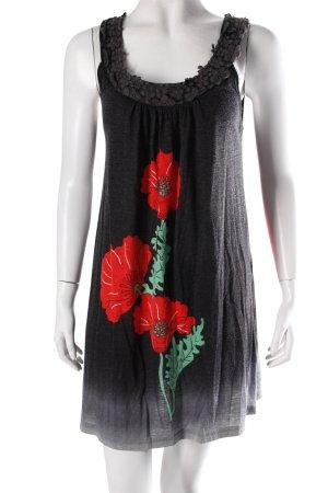 Yumi Trägerkleid Blumenprint