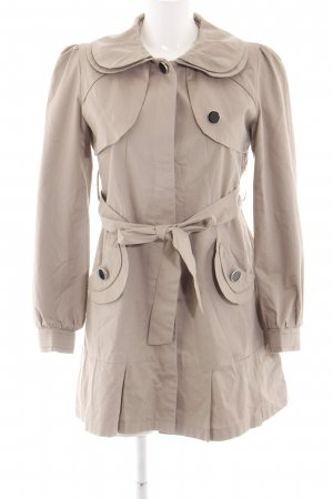 Yumi Trenchcoat creme Business-Look