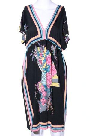 Yumi Blusa a tunica motivo floreale stile casual