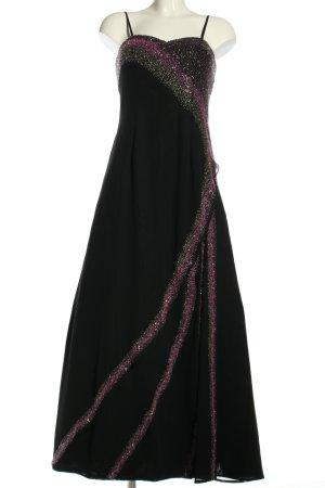 Yve London Abendkleid mehrfarbig Elegant