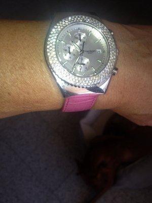 YVES BERTELIN Uhr mit Swarovski Steinchen