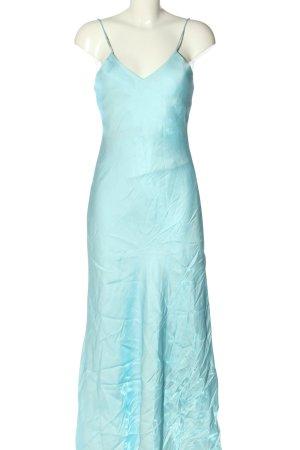 Yves Calin Abendkleid blau Elegant