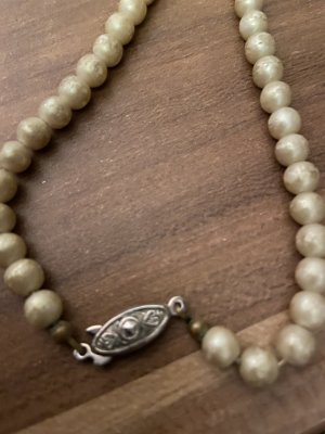 Yves rocher Perlen Halskette 45 cm