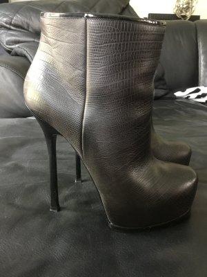 Yves Saint Laurent Ankle Boots Gr 38,5