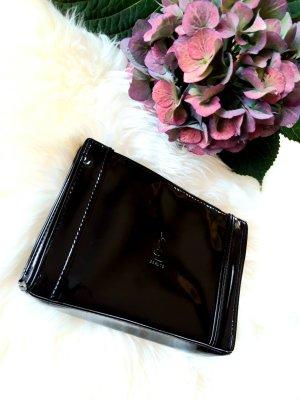Yves Saint Laurent Borsa clutch nero-bronzo