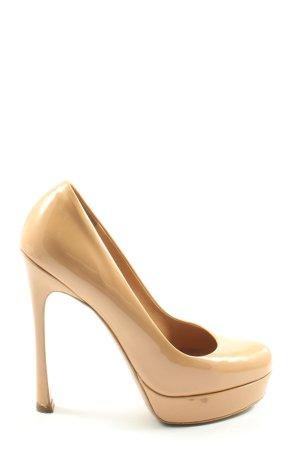 Yves Saint Laurent High Heels nude Elegant