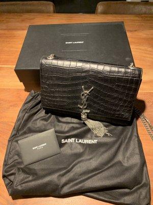 Yves Saint Laurent Kate (silber & schwarz)