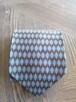 Yves Saint Laurent Cravate ascot multicolore