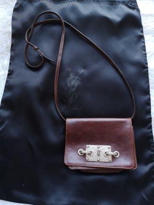 Yves Saint Laurent Mini Bag black brown