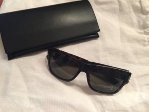 Saint Laurent Gafas de sol negro-rojo amarronado