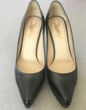Yves Saint Laurent Pumps schwarz