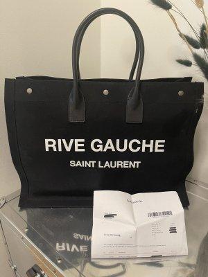 Yves Saint Laurent Rive Hauche Tote Bag