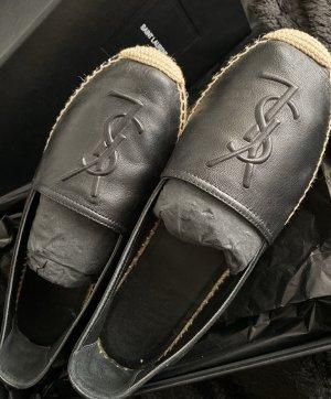 Yves Saint Laurent Mocassins zwart