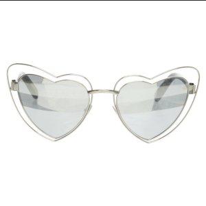 Yves Saint Laurent Sonnenbrille in Herzform