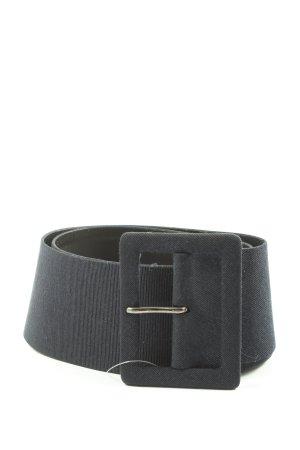 Yves Saint Laurent Taillengürtel schwarz Casual-Look