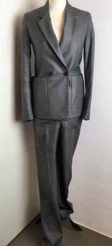 Yves Saint Laurent Tailleur pantalone multicolore Lana